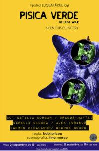 Pisica verde, de Elise Wilk