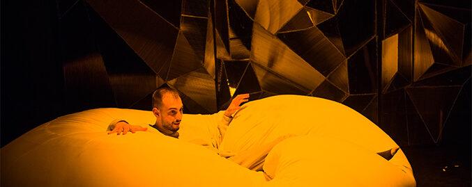 Teatrul Luceafărul, dintr-un festival în altul